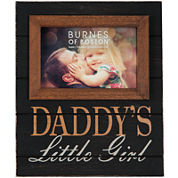 Daddy's Little Girl Picture Frame
