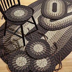 Better Trends Alpine 7-pc. Braided Rug Set