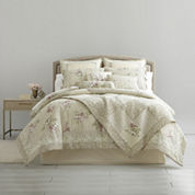 Home Expressions™ Evelyn 4-pc. Comforter Set + BONUS Quilt