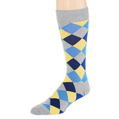 Collection by Michael Strahan Crew Socks - Big and Tall