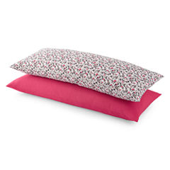 Home Expressions™ Microfiber 2-pk. Body Pillow Cover