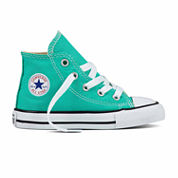 Converse® Chuck Taylor All Star Hi Girls Sneakers - Toddler