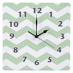 Trend Lab Chevron Wall Clock