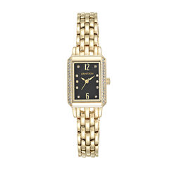 Armitron® Womens 5411 Gold-Tone Bracelet Watch