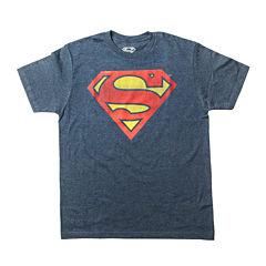Superman Icon Short-Sleeve Tee