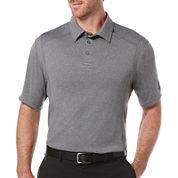 PGA TOUR® Short-Sleeve Athletic Polo Shirt
