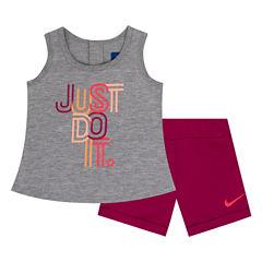 Nike Infant Girl JDI Tank and Short Set