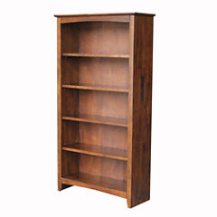 Shaker 5-Shelf Bookshelf