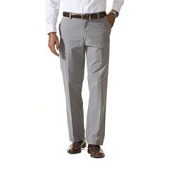 Dockers® Signature Lux Flat-Front Pants