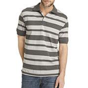 Arrow® Heathered Short-Sleeve Polo