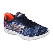 Skechers® Go Step Lace-Up Womens Sneakers