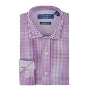 Graham & Co. Long-Sleeve Modern-Fit Dress Shirt