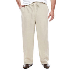 Steve Harvey® Drawstring Pants - Big & Tall