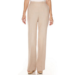 Alfred Dunner® Lavender Fields Pull-On Pants