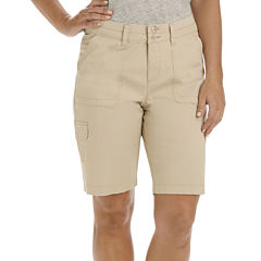Lee® Avey Cargo Bermuda Shorts