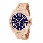 Rocawear Womens Rose Goldtone Bracelet Watch-Rl11133rg1-974