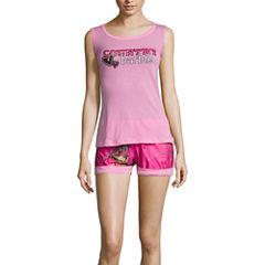 Mossy Oak Tank and Short Pajama Set