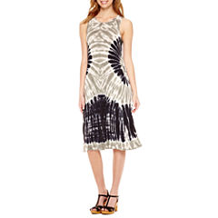 a.n.a Sleeveless Swing Dresses