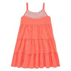 Arizona Sleeveless Skater Dress - Toddler