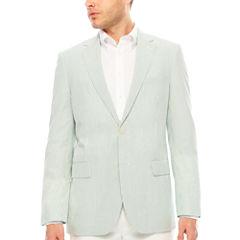 Stafford Classic Fit Seersucker Sport Coat