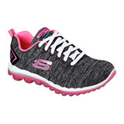 Skechers® Sweet Life Womens Lace-Up Sneakers