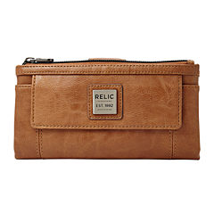 Relic® Bryce Checkbook Wallet