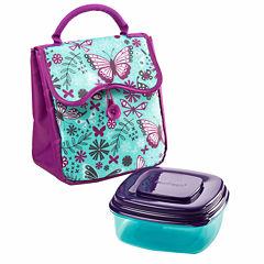 Fit & Fresh® Caitlin 3-pc. Kids Lunch Kit