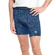 Champion® Powerflex Print Compression Shorts