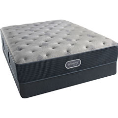 Simmons Beautyrest Silver® Emory Hope Luxury Firm - Mattress + Box Springs