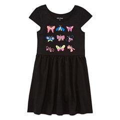 Okie DokieCap Sundress - Toddler Girls