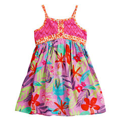 Young Land Sleeveless Sundress - Preschool Girls