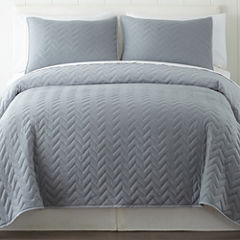 Home Expressions Riley Quilt Set