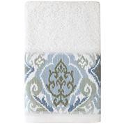 Queen Street Ikat Bath Towel Collection