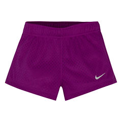 Nike Solid Running Shorts - Preschool Girls