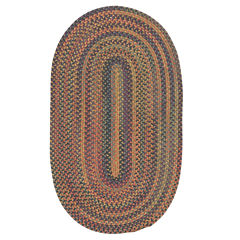 Colonial Mills® Greenbrier Reversible Braided Wool Oval Rug