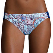 Arizona Indie Darling Hipster Swim Bottoms - Juniors