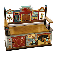 Levels of Discovery® Wild West Bench Seat