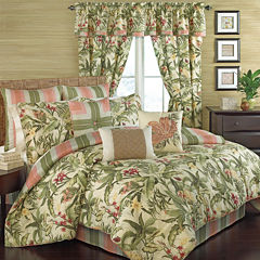 Waverly® Wailea Coast 4-pc. Comforter Set and Accessories