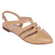 GC Shoes Charming Slingback Ballet Flats