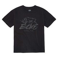 Ecko Unltd Graphic T-Shirt-Big Kid Boys