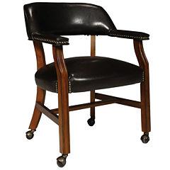 Castor Side Chair