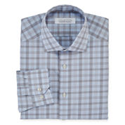 Collection by Michael Strahan Long-Sleeve Stretch Cotton Dress Shirt