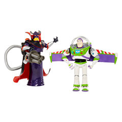 Disney Collection Buzz and Zurg 2-pk. Figurine Set