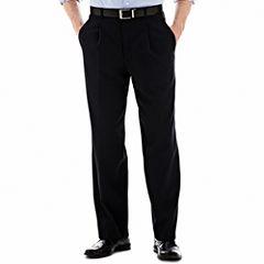 Adolfo® Charcoal Suit Pants