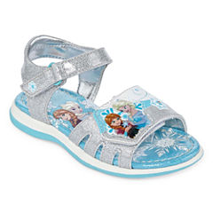 Disney® Frozen Girls Strap Sandal - Toddler