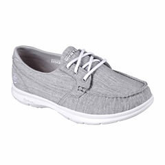 Skechers Marina Womens Boat Shoes