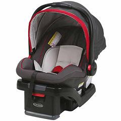 Graco SnugRide SnugLock 35 Infant Car Seat - Chili Red