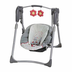 Graco Slim Spaces Compact Baby Swing - Alma