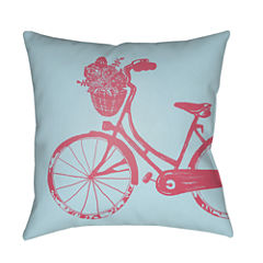 Decor 140 Knowlton Square Throw Pillow