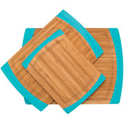 Lipper Bamboo 3-pc. Cutting Board Set